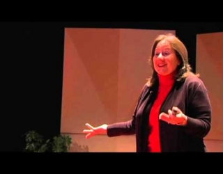 You Mean Words Aren't Supposed to Move on a Page?: Karen Murphy at TEDxHickory